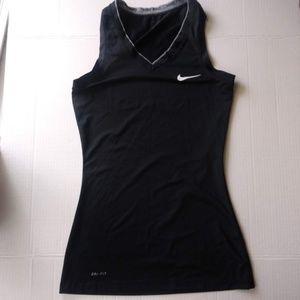 Nike Pro Dri-Fit Black Size XS